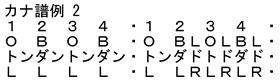 オラ・ケ・ボラ1